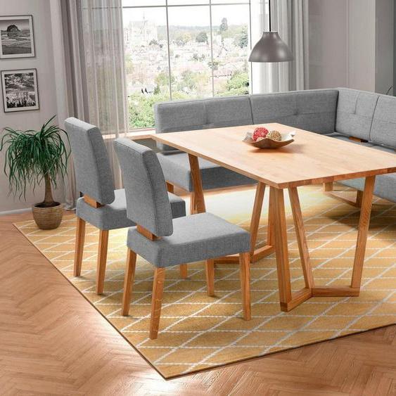 Premium collection by Home affaire Eckbankgruppe »Ponza«, (Set, 4-tlg)