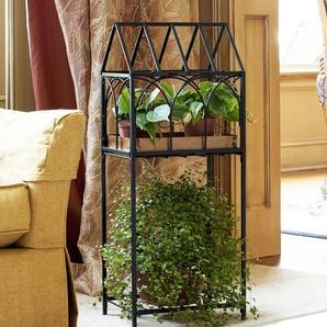 Eckiger Pflanzenständer Terrarium