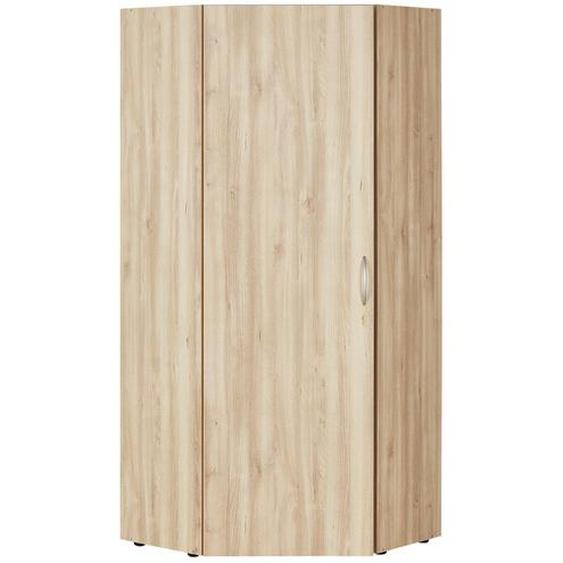 Eckschrank,1-türig - holzfarben | Möbel Kraft