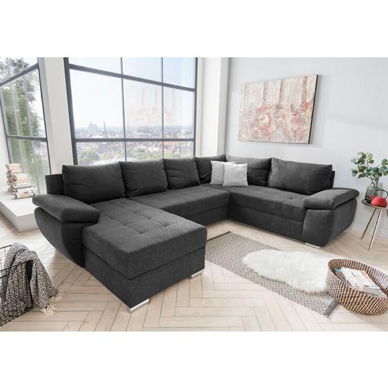 Ecksofa Holcomb mit Relaxfunktion