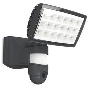 Eco-Light LED-Außenwandleuchte, Anthrazit, Kunststoff