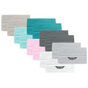 Egeria Gästetuch »Micro Touch«, reine Baumwolle, 30 x 50 cm, besonders weich, voluminös