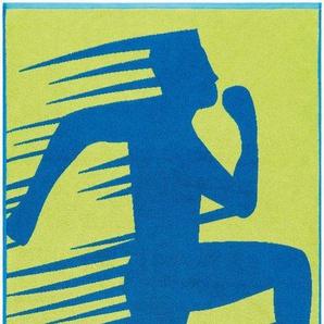 Strandtuch »Sports Unlimited«, Egeria, mit Kordelaufhänger