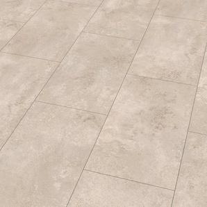 EGGER Laminat »EGGER HOME Ceramic kreide«, 1291 x 327 mm, Stärke: 8 mm