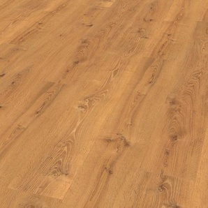 EGGER Laminat »HOME Luena Eiche natur«, Long Format, 4-seitige Fasen, 2,511 m²/Pkt., Stärke: 10 mm
