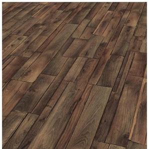 EGGER Laminat »EGGER HOME Used Wood«, 1292 x 192 mm, Stärke: 8 mm