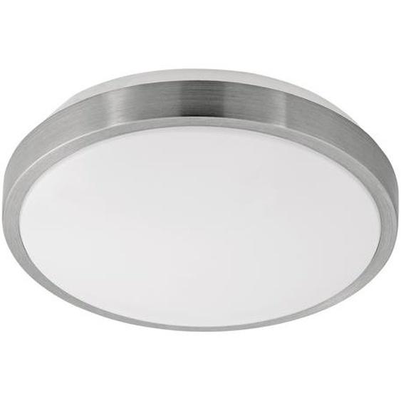 EGLO Deckenleuchte Competa 1 LED, nickel-matt