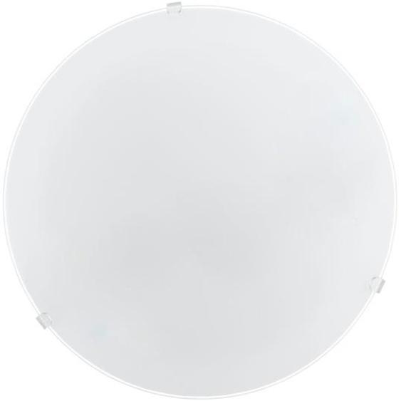 EGLO Deckenleuchte- Weiß/satiniert Mars