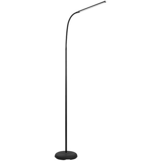 EGLO Eglo LED-Stehleuchte Laroa schwarz, mit Touchdimmer, 130 cm