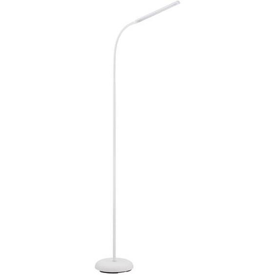EGLO Eglo LED-Stehleuchte Laroa weiß, mit Touchdimmer, 130 cm
