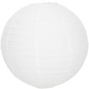 EGLO Lampenschirm Japanballon Bollo weiß Ø 50 cm