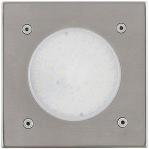 Eglo LED-Bodeneinbauleuchte Lamedo 3er-Set eckig EEK: A+