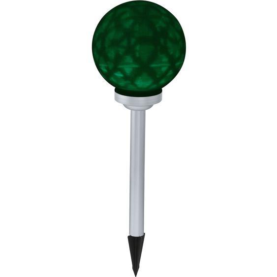 Eglo LED-Solarkugel mit Erdspieß