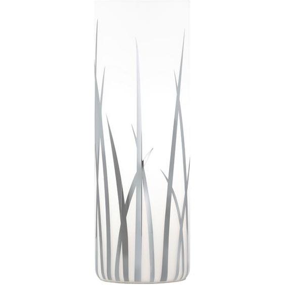 EGLO Rivato- Tischleuchte weiß/chrom mit Dekor