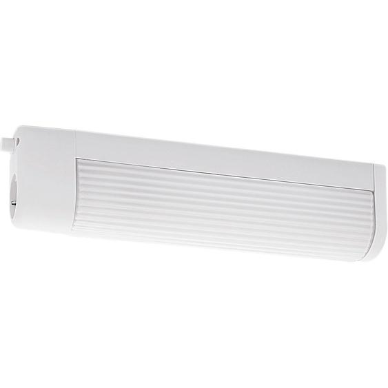 EGLO,Spiegelleuchte BARI 2 -flg. /, H:6 cm weiß Bad-Spiegelleuchten Badleuchten Lampen Leuchten