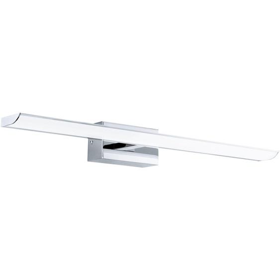 EGLO,Spiegelleuchte TABIANO 3 -flg. /, H:7 cm silberfarben Bad-Spiegelleuchten Badleuchten Lampen Leuchten