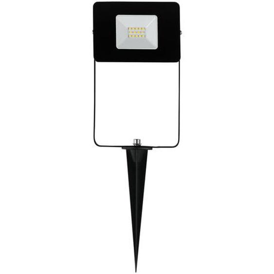 EGLO Strahler Faedo 4 LED, schwarz