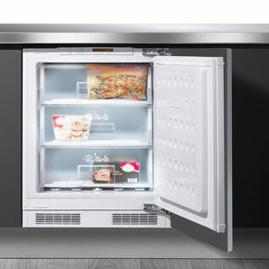 BEKO Einbaugefrierschrank BU 1201, 82,0 cm hoch, 59,5 cm breit, NoFrost, Energieeffizienz: A+, weiß, Energieeffizienzklasse: A+