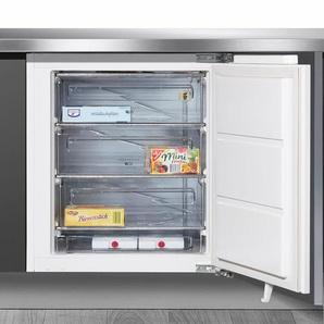 Einbaugefrierschrank ABB68211AF, 81,5 cm hoch, 59,6 cm breit, Energieeffizienz: A++, weiß, Energieeffizienzklasse: A++, AEG