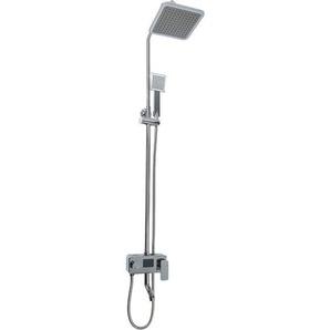 einstellbar Duschsäule Thermostat Duschset LCD Duschpaneel Display Duschsystem Design A+ - OOBEST