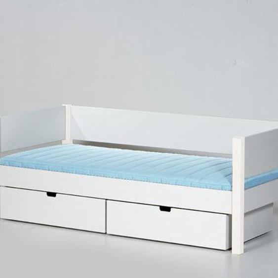 Einzelbett Sif mit Schubladen, 90 x 190cm