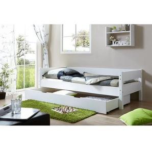 Einzelbett Robby mit Schublade, 90 x 200 cm