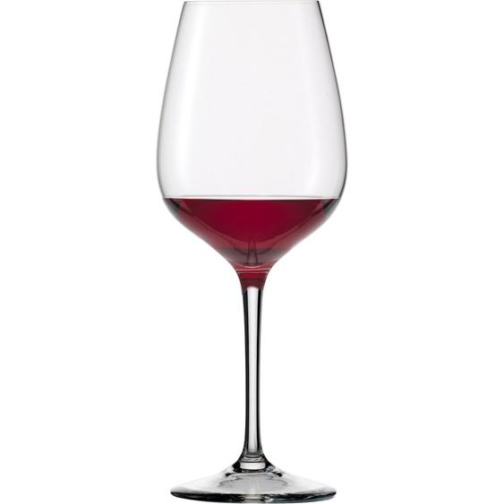 Eisch Rotweinglas Superior SensisPlus, (Set, 4 tlg.), (Bordeauxglas), Bleifrei, 710 ml Einheitsgröße farblos Kristallgläser Gläser Glaswaren Haushaltswaren