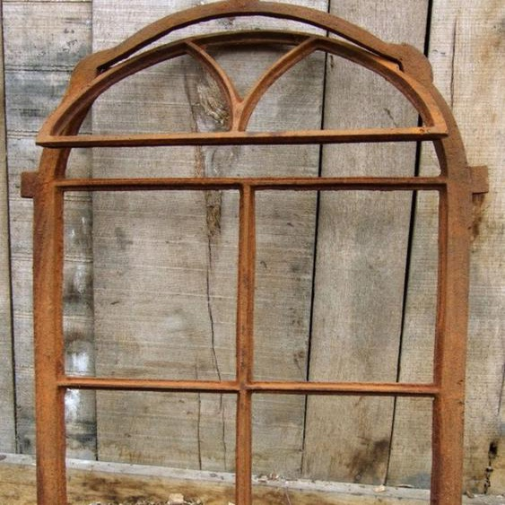 Eisenfenster klappbares Stallfenster, Fenster Oberlicht zum Klappen und Belüften