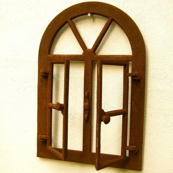 Eisenfenster - Sprossenfenster, Stallfenster für Gartenmauer, Fenster Sungarden