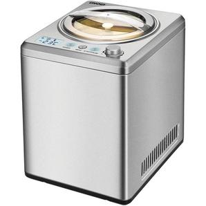 Eismaschine 48880, 2,5 Liter silber, »Profi Plus«, Unold