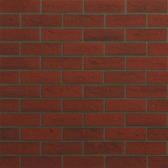 ELASTOLITH Verblender »Colorado«, (Spar-Set) rot, für Außen- und Innenbereich, 5 m²