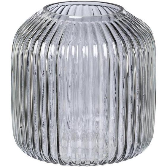 elbgestoeber Tischvase »elbrille« (1 Stück), aus Glas, Höhe ca. 19 cm