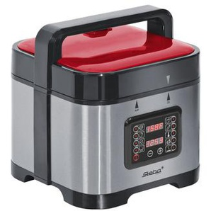 Electric Pressure Cooker and Steamer