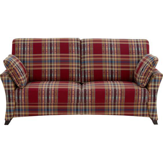 Elegando Sitzgarnitur Flachgewebe Mehrfarbig , Mehrfarbig , Textil , Karo , 196x176x93 cm