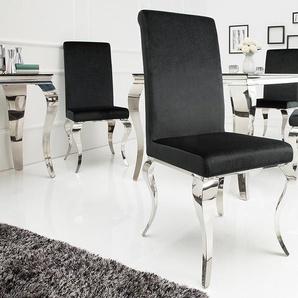 st hle in silber preise qualit t vergleichen m bel 24. Black Bedroom Furniture Sets. Home Design Ideas