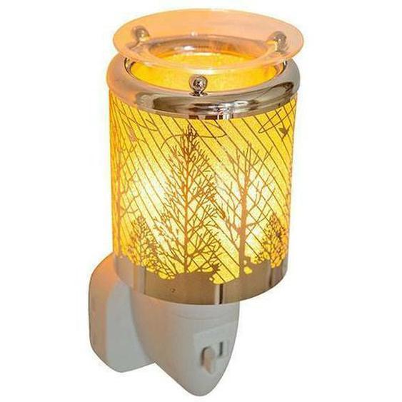 Elektrisches Nachtlicht Duftlampe Tree Baum H 10.5cm Ø 6cm Pajoma