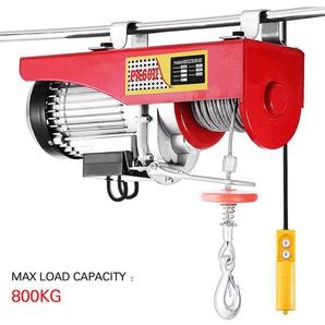 Elektro-Seilzug Elektroseilzug Hebezug elektrische Seilwinde Seilhebezug 800KG - OOBEST