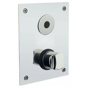 Idral Unterputz-Sensorarmatur mit Mischeinrichtung für Dusche serie ONE 02542 | glänzend verchromt