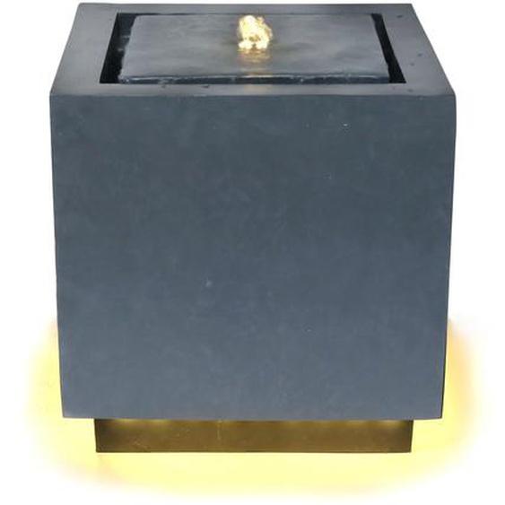Elite Brunnen LED Kubus 38 cm x 38 cm x 38 cm