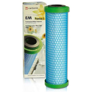 EM Premium 5 mit EM Keramik Filterpatrone Carbonit