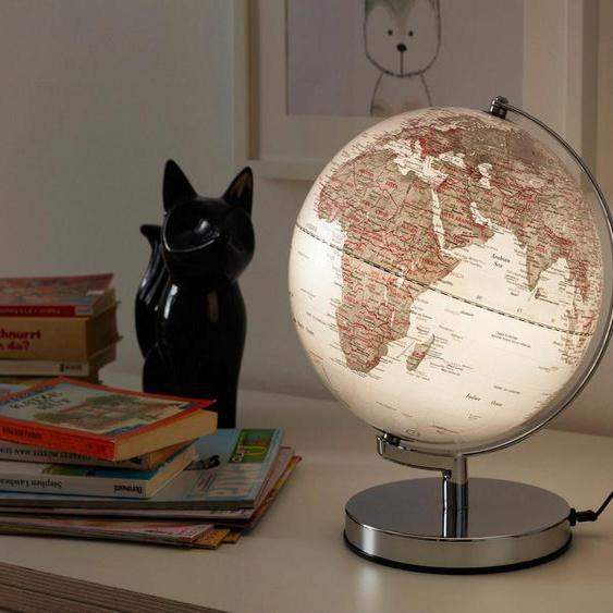 emform® Globus »Terra Silver Light«