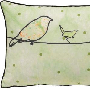 Kissenhülle »Crazy Birds«, emotion textiles (1 Stück)