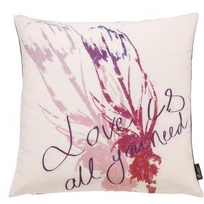 Kissenhülle, Feather, emotion textiles