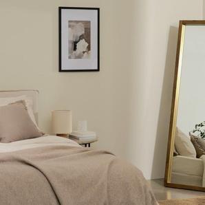 Emsworth Spiegel (160 x 48 cm), Mangoholz und Messing