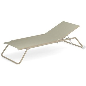 Emu - Snooze Sonnenliege - taupe/ beige - outdoor