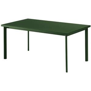 Emu - Star Tisch L - dunkelgrün - outdoor