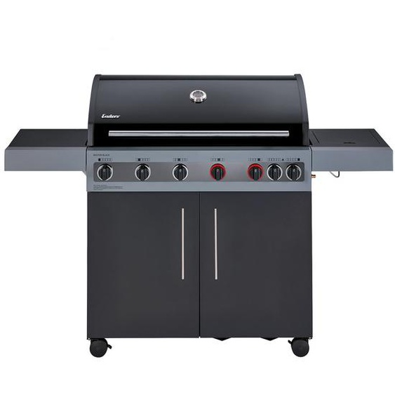 Enders Gasgrill Boston Black 6 KR Turbo