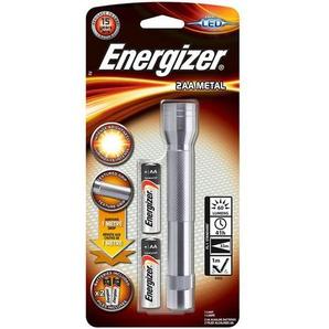 Energizer  Taschenlampe Metal Light inkl. 2xAA