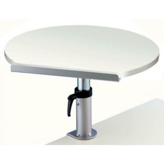 Ergonomisches Tischpult, Platte Melaminharzbeschichtet Maul 9301182
