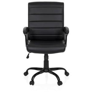 ERGOSMOOTH BIG - Home Office Chefsessel Schwarz